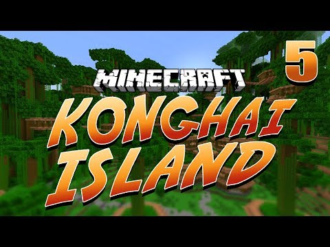 KONGHAI ISLAND [5] ★ Minecraft Survival Adventure from YouTube · Duration:  18 minutes 39 seconds