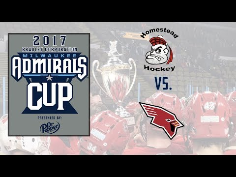 Admirals Cup: Homestead vs Middleton