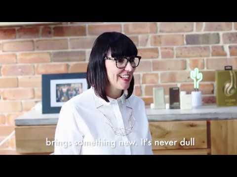 Meet Lisa, Art Director at Vanity Group