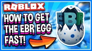 HOW TO GET THE EBR EGG! - Roblox Egg Hunt 2017 (EBR Egg Guide and Location)