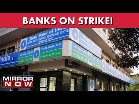 Bank Unions On Strike Affects Banking Services - The News
