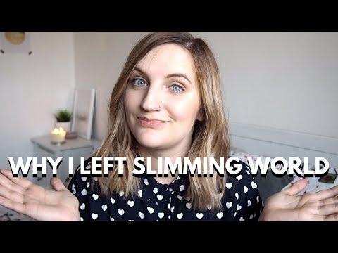 WHY I LEFT SLIMMING WORLD!