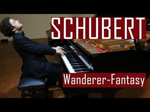 Schubert Wanderer Fantasy op.15 C-dur - Denis Zhdanov