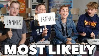 #47 MOST LIKELY TAG | JUNIORSONGFESTIVAL.NL🇳🇱
