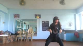 iamdlow bet you can t do it like me challenge    dance cover by karen santos