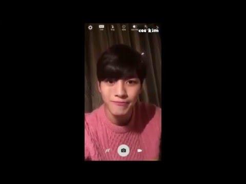 [ENG SUB] 151223 VIXX Hongbin -