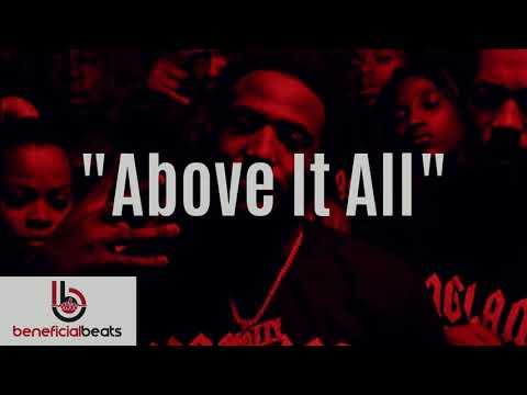 "[Free] Mozzy Type Beat ""Above It All""   2018 West Coast Rap Instrumental"