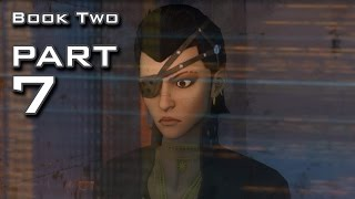 Dreamfall Chapters - Book Two: Rebels (PC) - Part 7 (w/ Live Commentary)