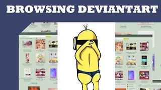 Browsing Deviantart: Minions and More! thumbnail