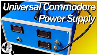 Build a Universal Commodore Bench Power Supply Part 1 - Plan & Parts