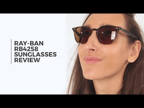 Ray-Ban RB4258 Sunglasses Review | SmartBuyGlasses