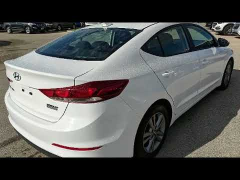 2018 Hyundai Elantra in Winnipeg, MB R3T 5V7