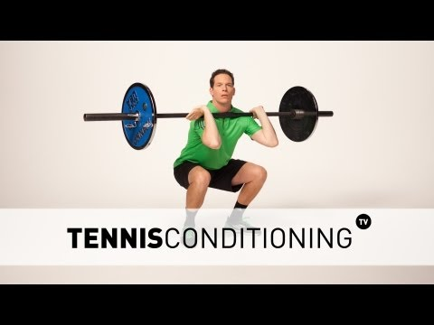 Why Weight Training for Tennis Players Makes Sense | Tennis Conditioning Episode 16