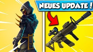 ❌THE BLOCKBUSTER SKIN!! 😱| NEW WAFFE in FORTNITE!! | NEW UPDATE!!