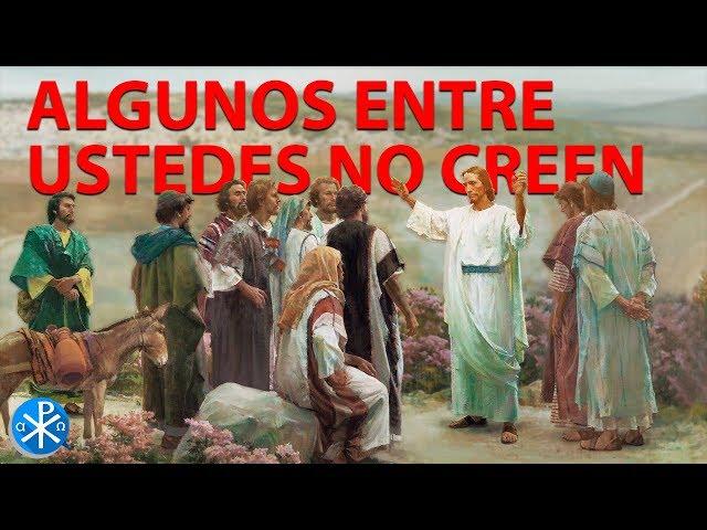 Algunos entre ustedes no creen   Perseverancia - P. Gustavo Lombardo