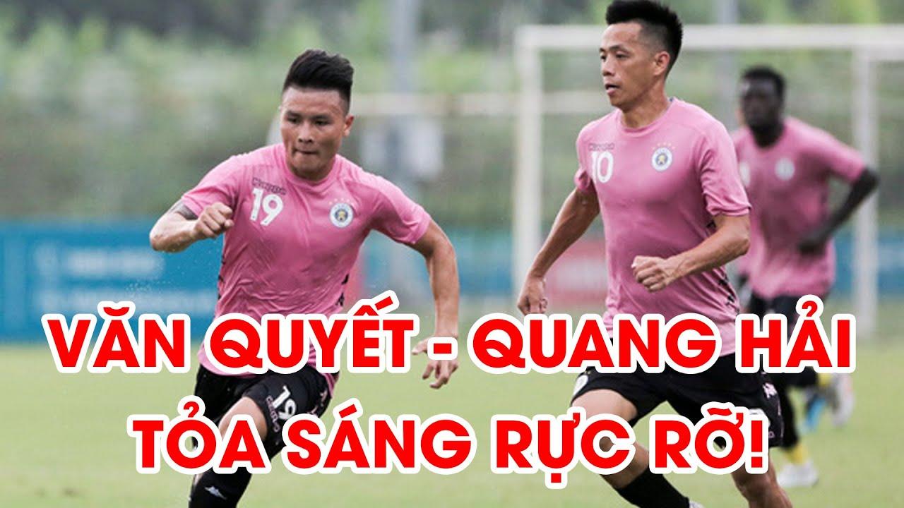 Highlights | Viettel - Hà Nội FC | Siêu phẩm Văn Quyết giúp Quang Hải đón tin vui | NEXT SPORTS