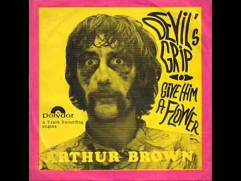 Arthur Brown ♪ Devil's grip on me (1967)