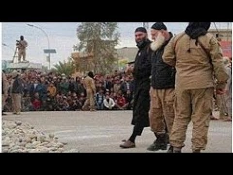 BREAKING Islamic State Abu Omer ISIS Executioner Captured in Mosul Iraq January 4 2018