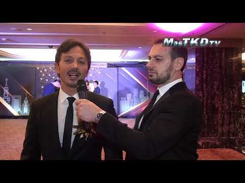Intervista con Claudio Antonio Nolano, Direttore Tecnico della Federazione Italiana Taekwondo