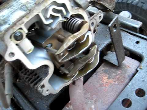 Kohler Command compression release operation YouTube – Kohler Cv490s Engine Diagram