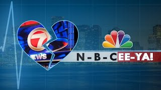 WHDH and NBC Announce Affiliation Switch in Boston - How the Boston Stations Covered It