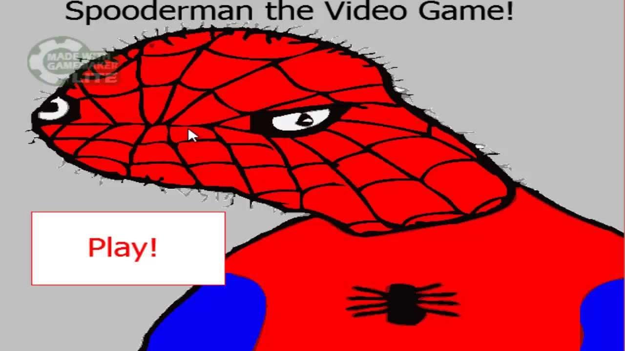 Spooderman: El videojuego - YouTube