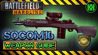 socom16 review gameplay best gun setup   battlefield hardline weapon guide bfh