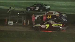Mid-Michigan Raceway Park Four Cylinder Feature