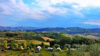 Kleine camping Agriturismo villa bussola, Le Marche, Italie