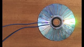 Free Energy 100% , How make solar cell from CD flat thumbnail
