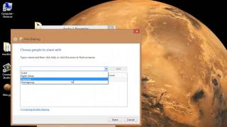 Access your pc hard drive from android device using Wi-Fi