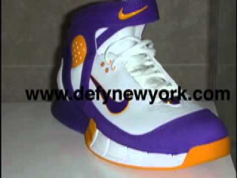 9de7fbcd29b51 Nike Air Zoom Huarache 2k5 Kobe - YouTube