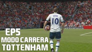 "FIFA 16 Modo Carrera DT Tottenham - ""EMPIEZA LA PREMIER LEAGUE!"" (Ep.5)"