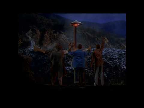 The War of The Worlds (1953) The Martains Reveal Themselves