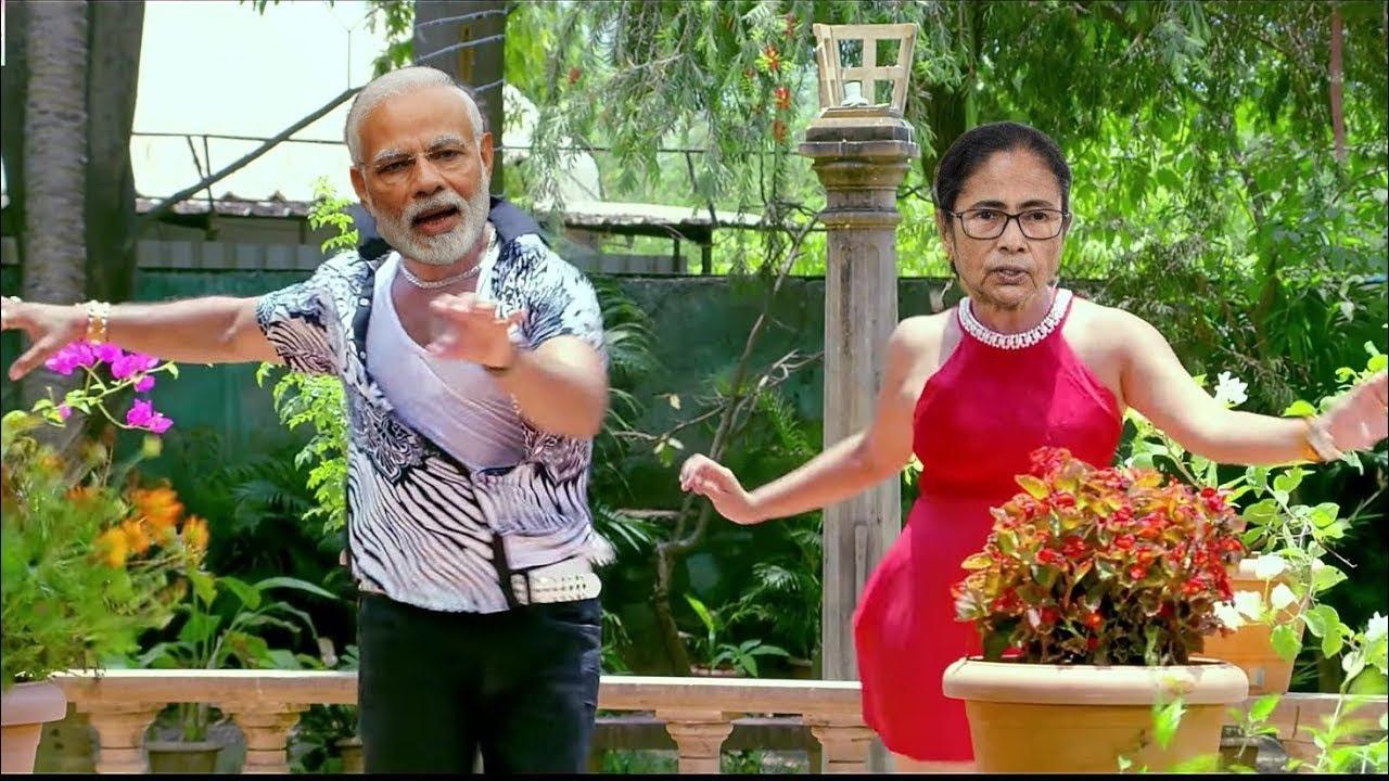 Teri Adaon Pe Marta Hoon   Bobby Deol   Barssat song   Modi and Mamta  Saat Samundar Paar