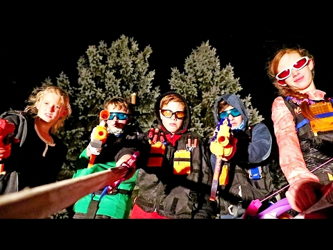 Elite Nerf Strike: Arsenal | Movie Part 4 FINALE (Nerf War)