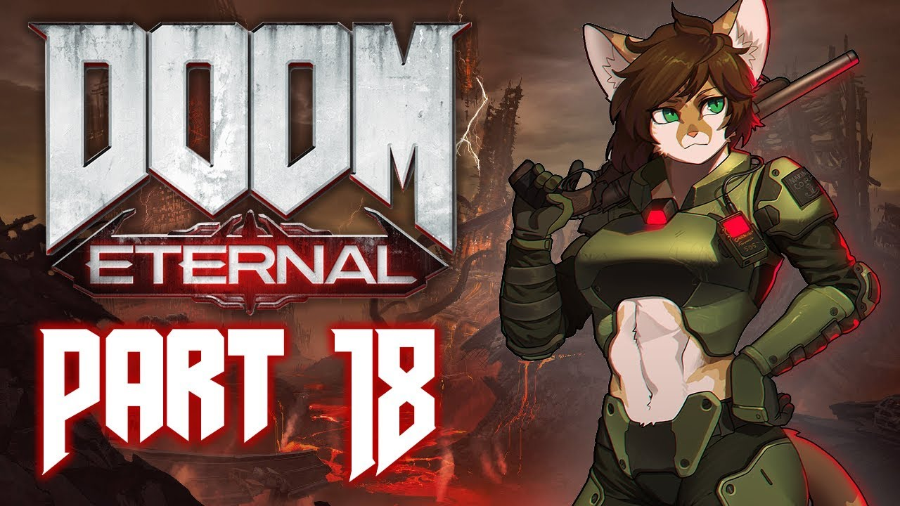 The First Marauder Doom Eternal Part 18 Youtube