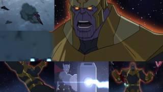 Thanos Has a Sparta Diamond ZGU Remix