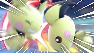 ELITE PICHU: Let's Smash, Bro!