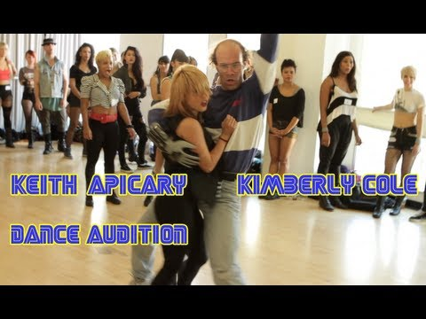 Kimberly Cole Dance Audition Keith Apicary