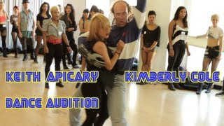 Kimberly Cole Dance Audition (Keith Apicary)