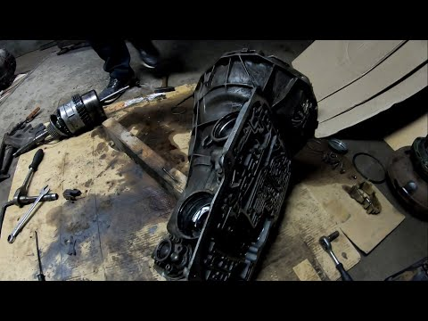 Mercedes W210 - АКПП 722.4 убита и сгорели фрикционы. Стоит ли ремонтировать?