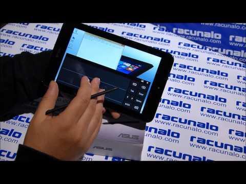 Asus VivoTab Note 8 M80T video test - Wacom Stylus Pen (16.05.2014)