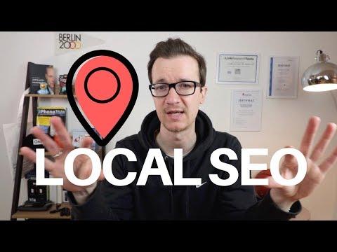LOCAL SEO: Suchmaschinenoptimierung für lokale Dienstleister #SEODRIVEN #189