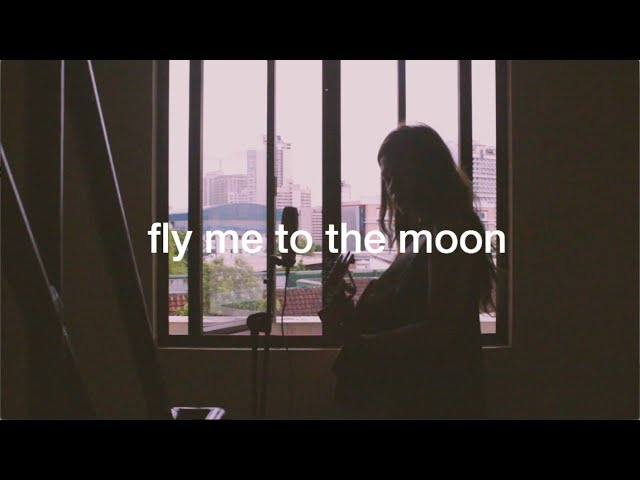 Fly Me To The Moon Frank Sinatra One Take Cover Rene