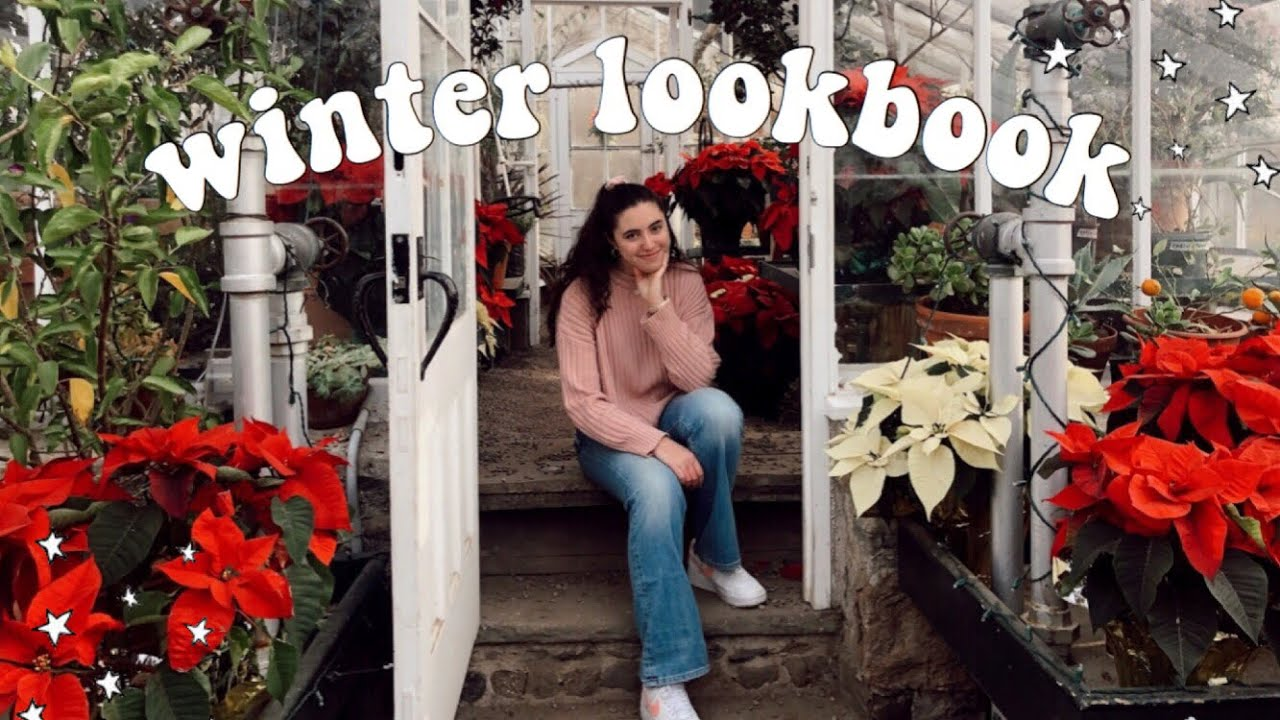 [VIDEO] - winter lookbook | outfit ideas for school 1