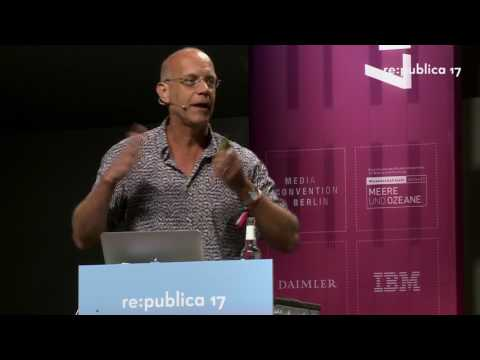 re:publica 2017 – Geert Lovink: Strategies for Critical Internet Cultures in the Age of Trump