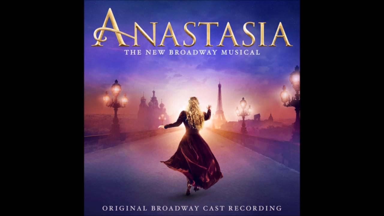 Anastasia medley: fox fanfare / anastasia / paris / easter (from.