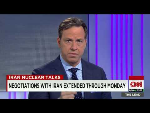 CNN News July 11 2015 Senator  Continued extensions are teaching Iran the wrong
