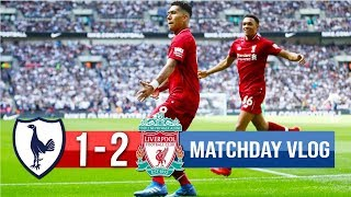Download Video Tottenham vs Liverpool - 1-2 | Matchday Vlog MP3 3GP MP4